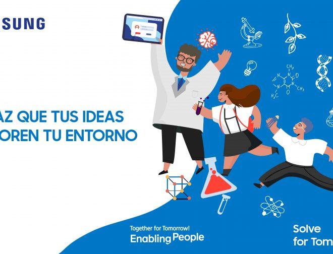 Fotos de Samsung anuncio a los semifinalistas de Soluciones para el Futuro