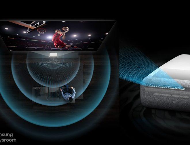 Fotos de Lleva la emoción del estadio a tu casa con el proyector The Premiere de Samsung