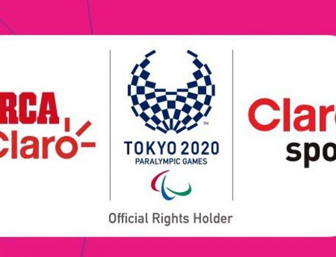 Fotos de Claro Sports y Marca Claro tendrán los Juegos Paralímpicos Tokyo 2020