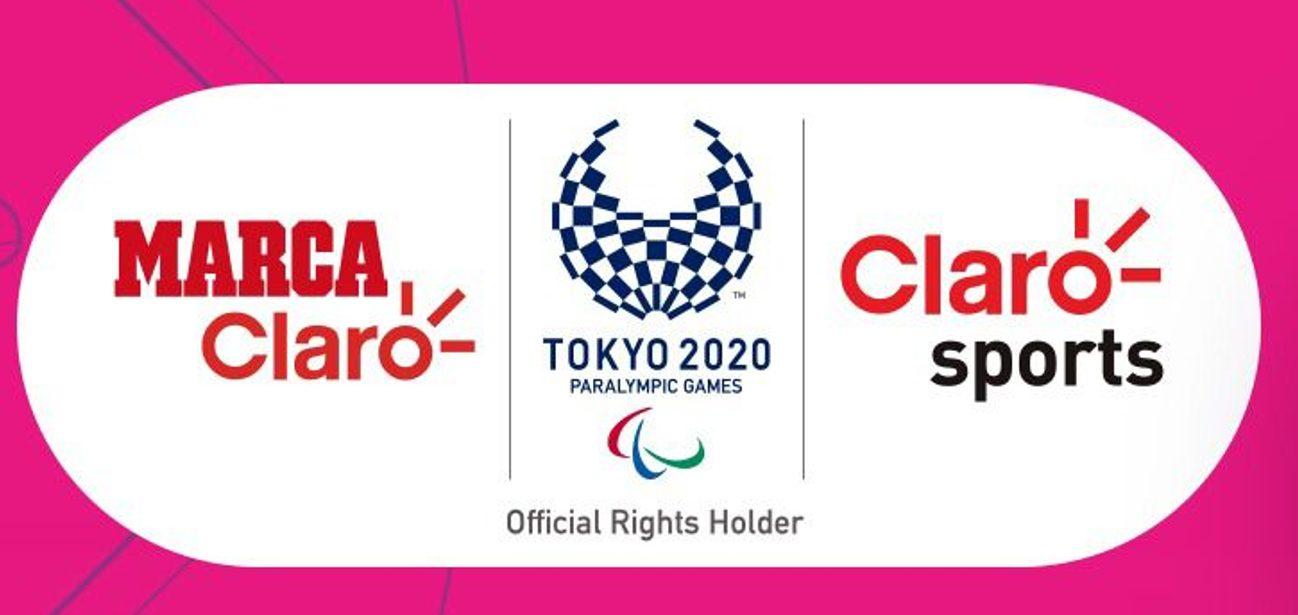 Foto de Claro Sports y Marca Claro tendrán los Juegos Paralímpicos Tokyo 2020