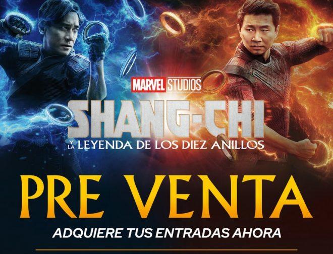 """Fotos de La preventa de entradas para la película """"Shang -Chi"""" inició en todo el Perú"""