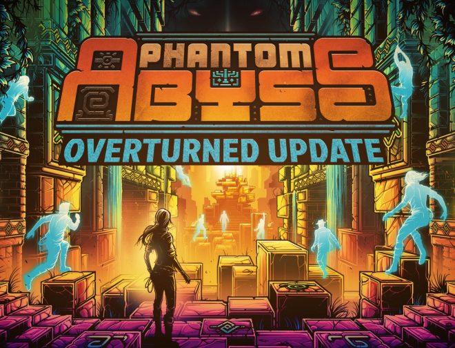 Fotos de Phantom Abyss lanzó su nueva actualización llamada Overturned