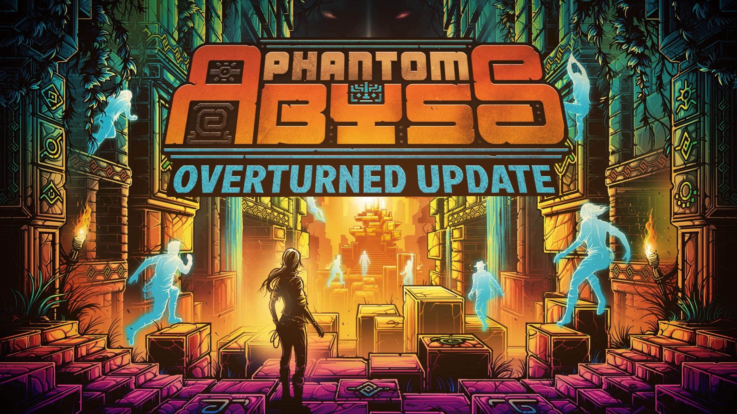 Foto de Phantom Abyss lanzó su nueva actualización llamada Overturned