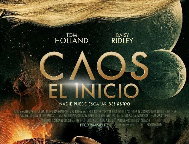 """Fotos de """"Caos el inicio"""" se estrena en las salas de cine peruanas el 5 de agosto"""