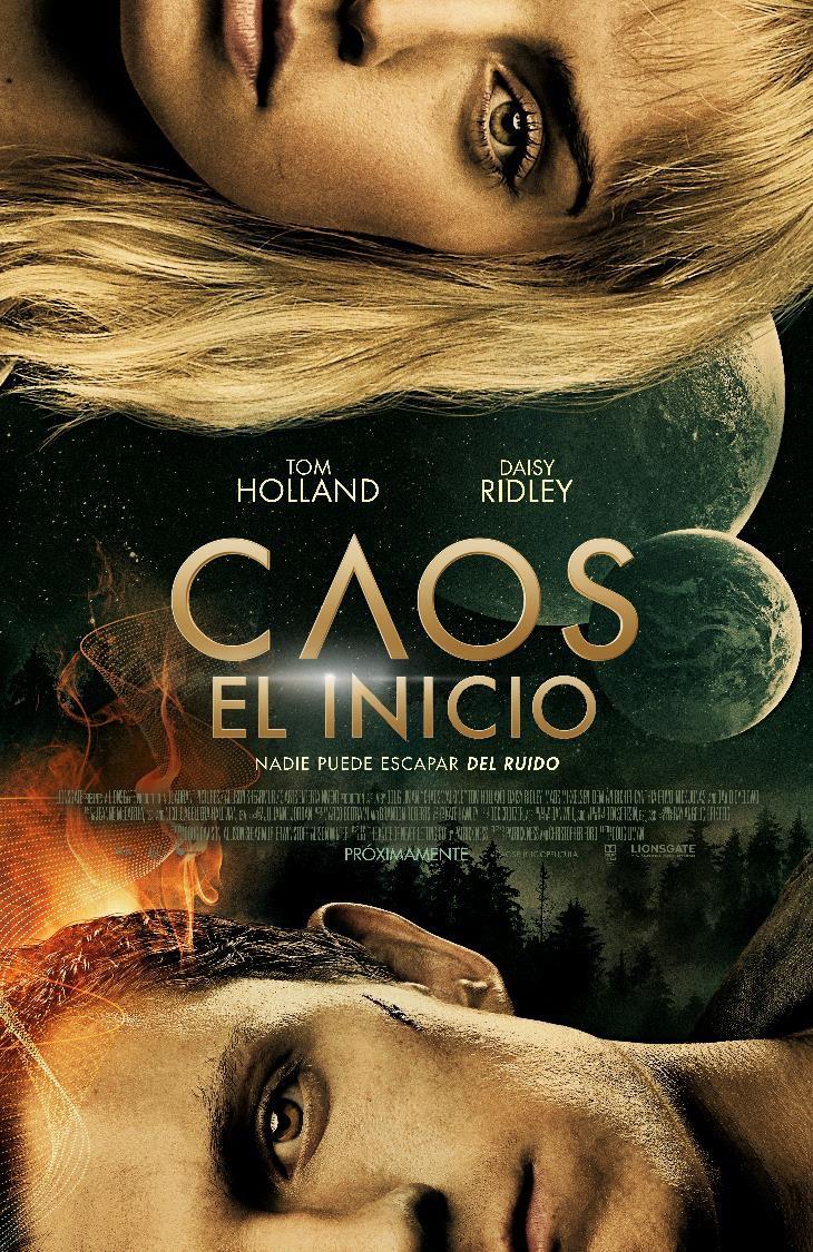 """Foto de """"Caos el inicio"""" se estrena en las salas de cine peruanas el 5 de agosto"""