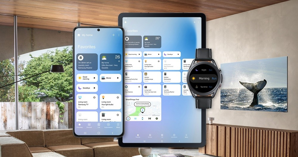 Foto de Descubre cómo los electrodomésticos inteligentes de Samsung te ayudarán a simplificar las tareas del hogar