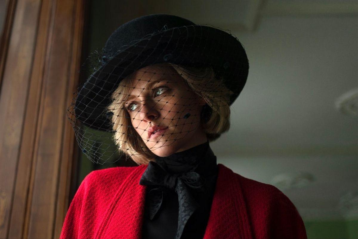 """Foto de """"Spencer"""": Descubre en el Trailer a Kristen Stewart como la Princesa Diana"""