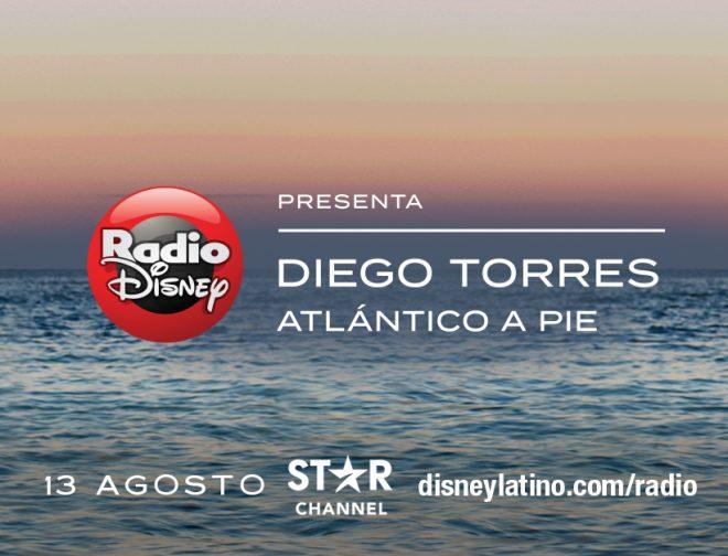 """Fotos de """"Radio Disney presenta: Diego Torres, Atlántico a Pie"""", un especial exclusivo para Star Channel"""