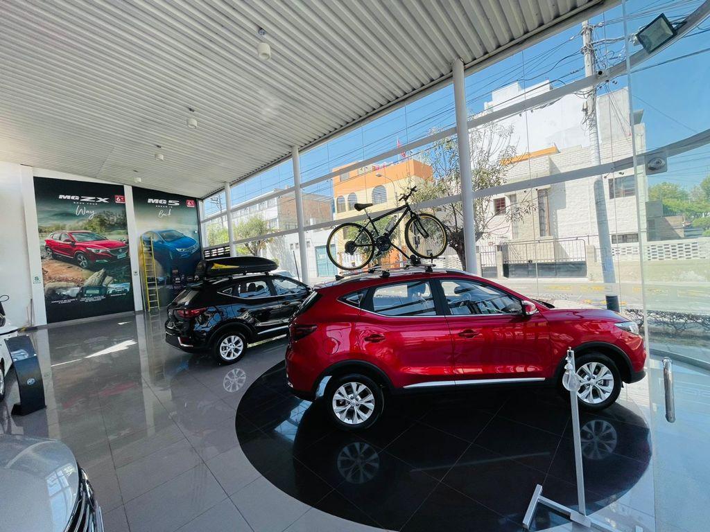 Foto de Morris Garages continúa su apuesta por el Perú y sigue con su expansión en el mercado
