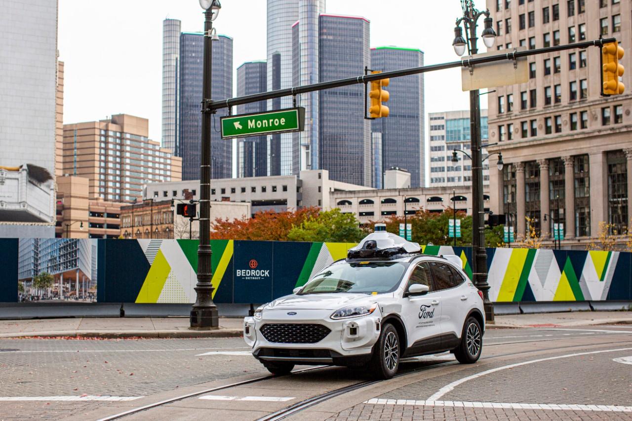 Foto de Argo AI y Ford lanzarán un servicio de taxis autónomos junto a Lyft para finales de 2021