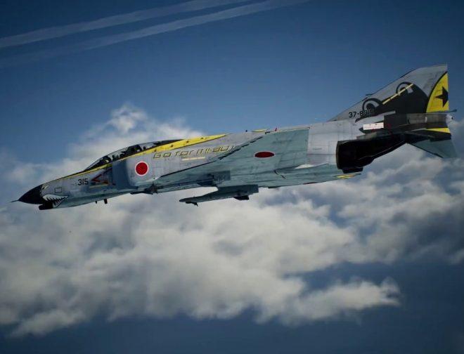 Fotos de Tráiler del nuevo DLC de Ace Combat 7: Skies Unknown, basado en la JASDF