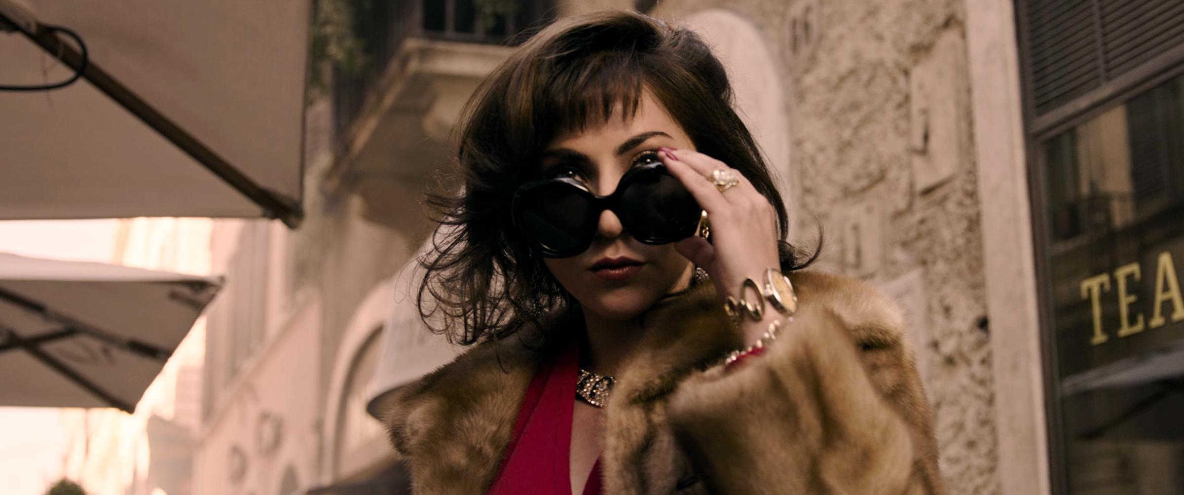 Foto de Excelente tráiler de La Casa Gucci, película con Lady Gaga y Adam Driver