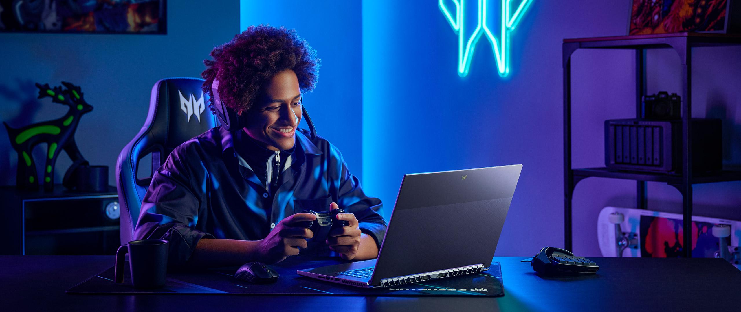 Foto de Acer: ¿Sabes cuál es tu personalidad gamer?