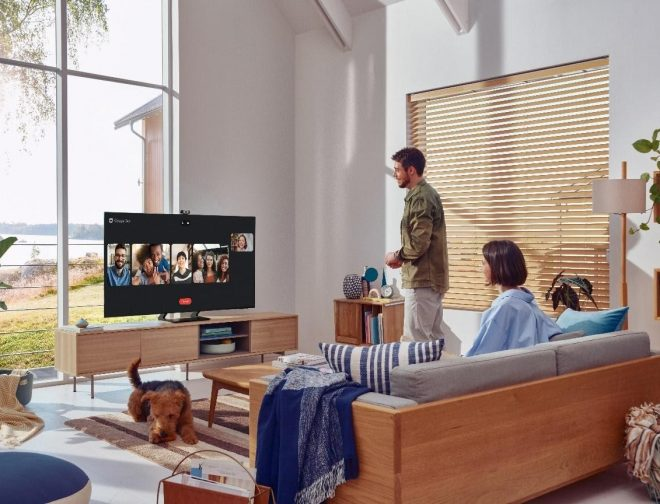 Fotos de Aprende a realizar videollamadas directamente desde tu televisor Samsung