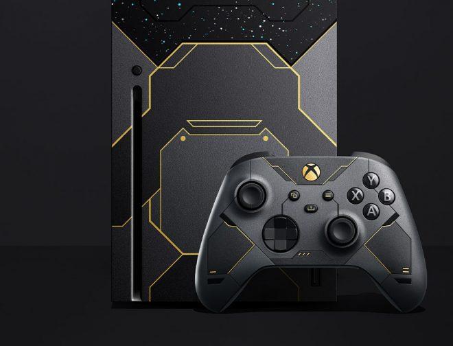 Fotos de Gamescom 2021: Se da a conocer el Halo Infinite Limited Edition Bundle de la Xbox Series X