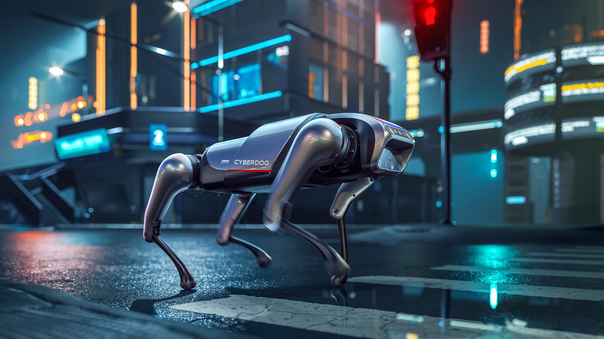 Foto de Conoce más de CyberDog, el nuevo e interesante robot de Xiaomi