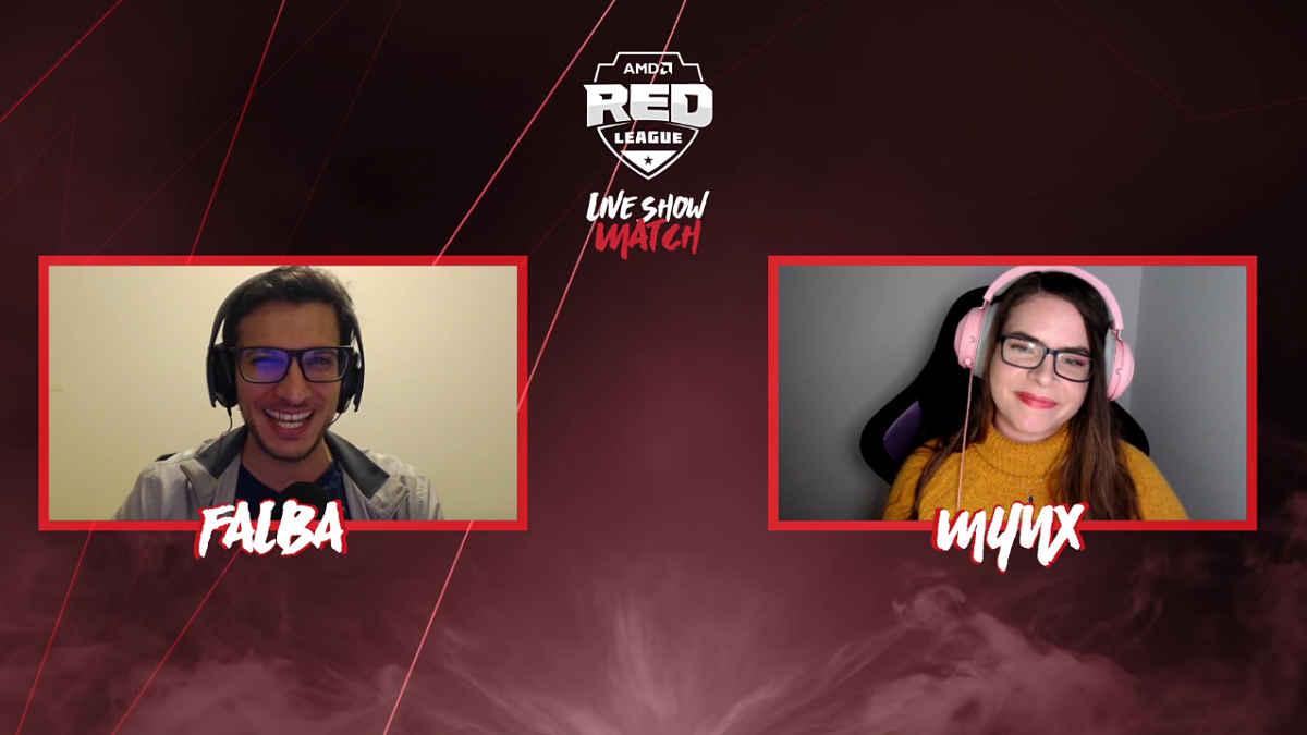 Foto de ¡Luz, cámara, stream: ¡No te pierdas el AMD LIVE SHOW! de la Red League