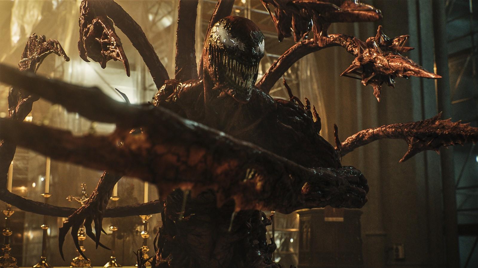 Foto de Nuevo trailer de Venom: Carnage Liberado
