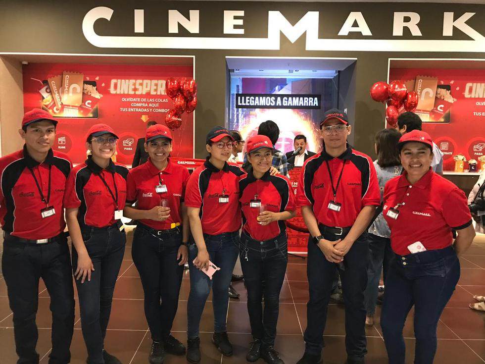 Foto de Cinemark reanuda operaciones en Perú
