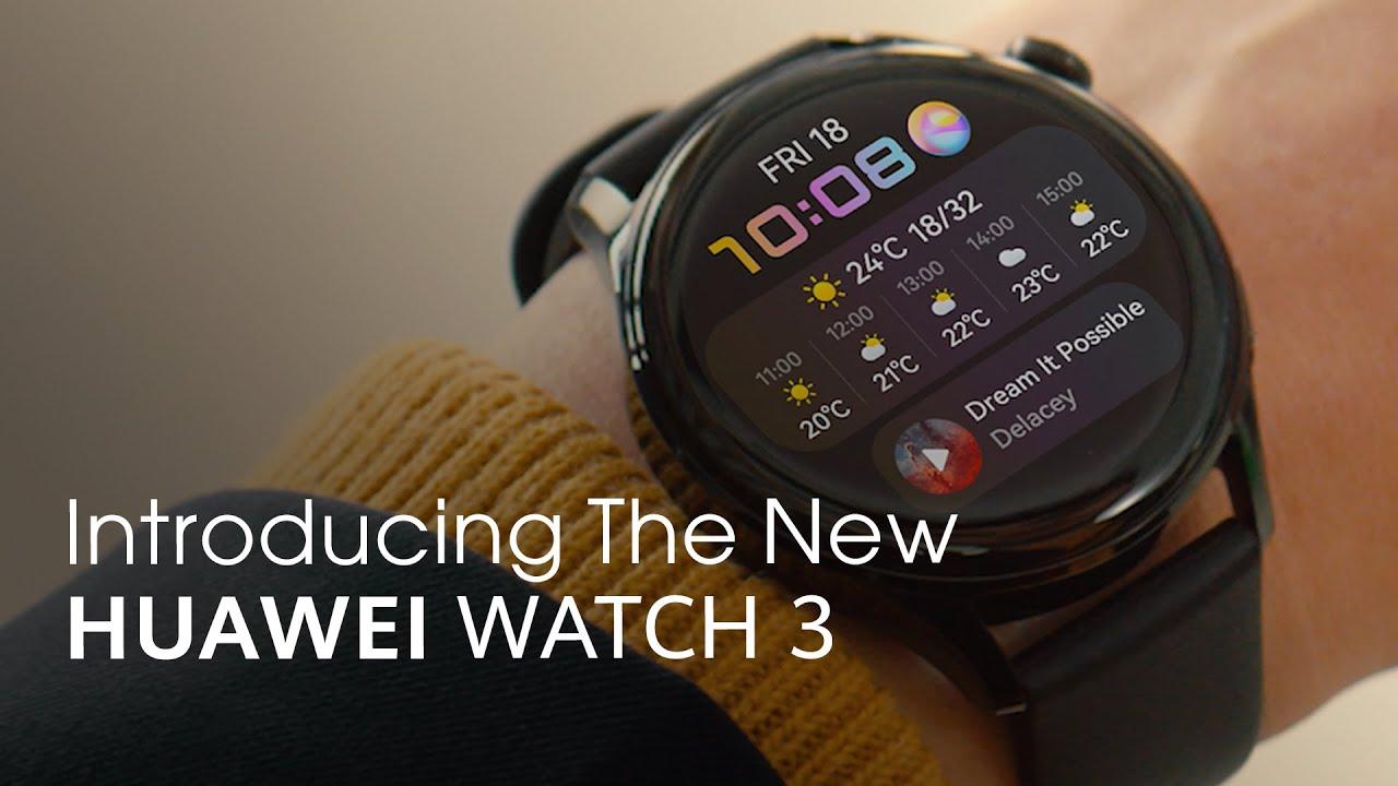 Foto de Nuevas experiencias inteligentes con el Huawei Watch 3