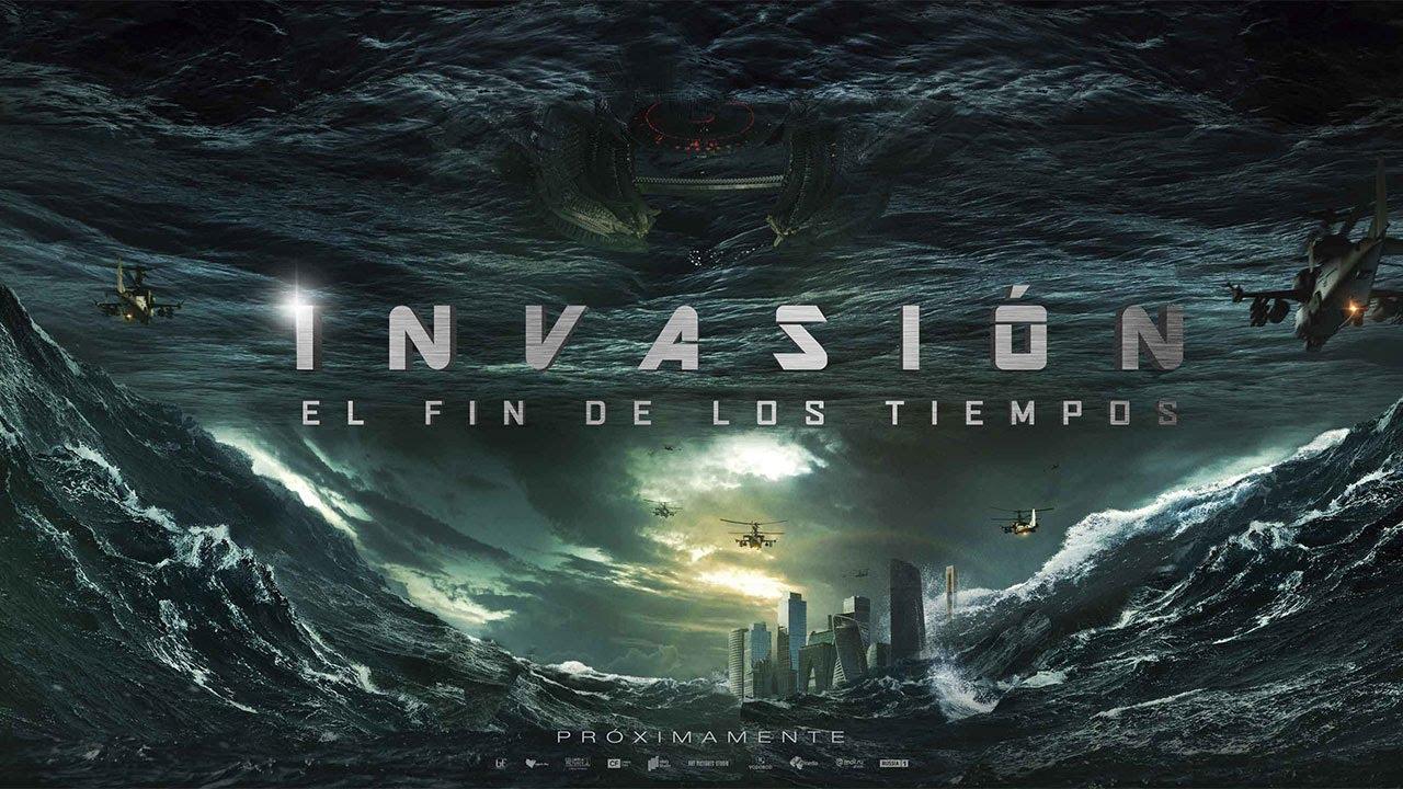 Foto de Tráiler y fecha de estreno de Invasión: El fin de los tiempos en Perú