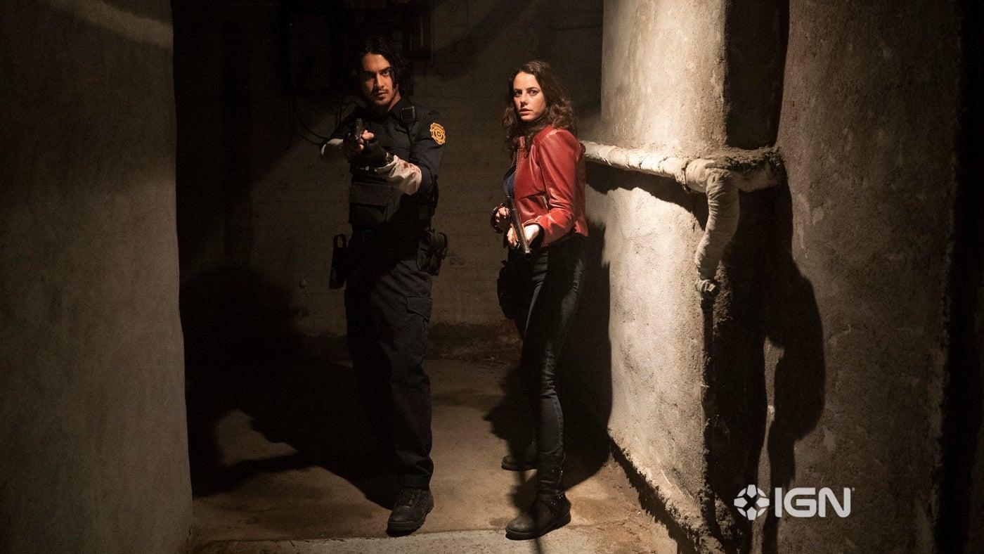 Foto de Primeras imágenes de la película de Resident Evil: Welcome to Racoon City