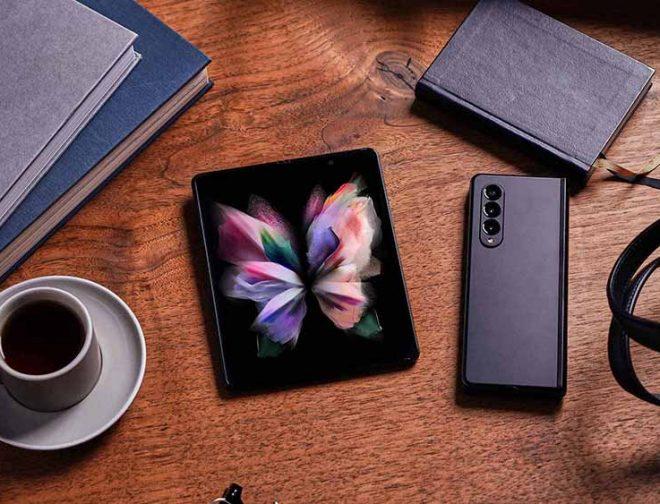 Fotos de Samsung presentó los nuevos Galaxy Z Fold3 5G y Galaxy Z Flip3 5G