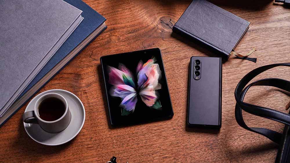 Foto de Samsung presentó los nuevos Galaxy Z Fold3 5G y Galaxy Z Flip3 5G