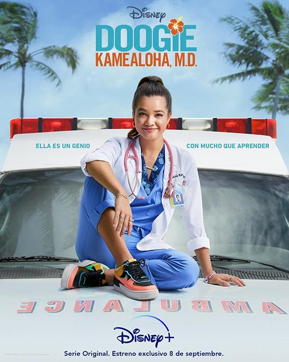 Foto de La serie Doogie Kamealoha de Disney+ llega en septiembre a Latinoamérica