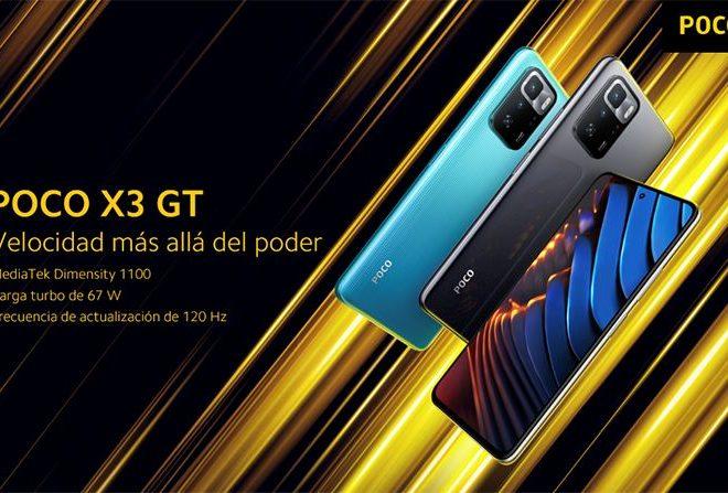 Fotos de El POCO X3 GT llegó a Perú