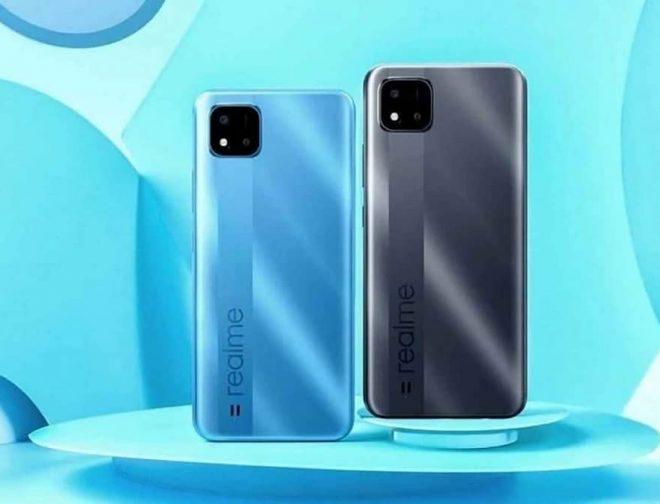 Fotos de realme C11 2021: El Smartphone capaz de cargar otros dispositivos