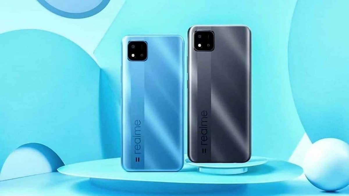 Foto de realme C11 2021: El Smartphone capaz de cargar otros dispositivos