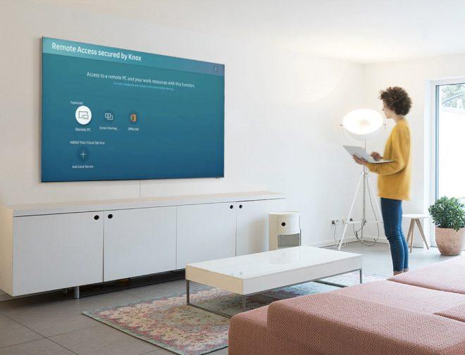Fotos de 6 ventajas del sistema operativo Tizen de los Smart TV de Samsung