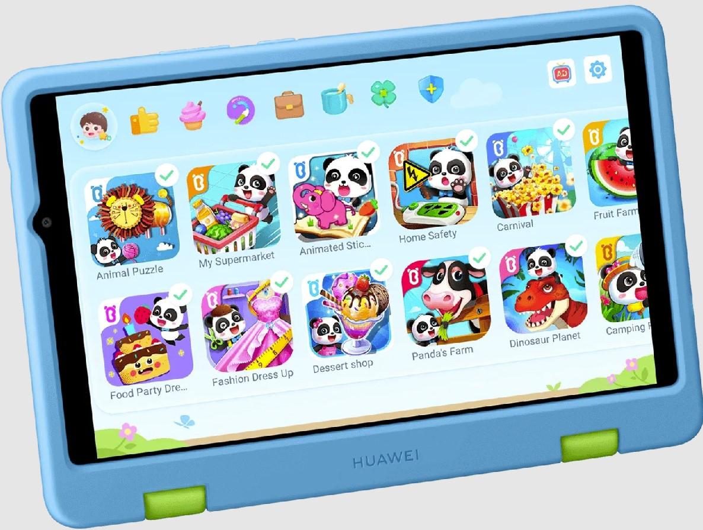 Foto de Huawei presentó sus nuevas MatePad T Kids, pensada para los menores de la casa