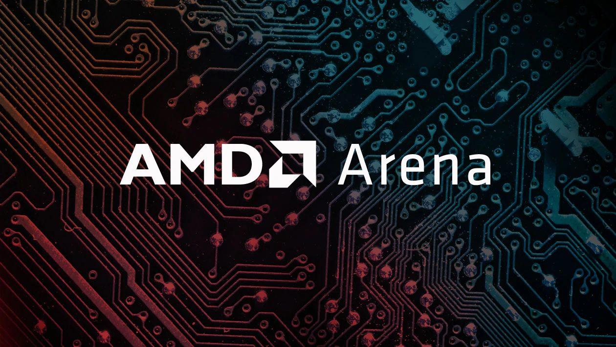 Foto de Llega a Latinoamérica la plataforma AMD Arena totalmente en español