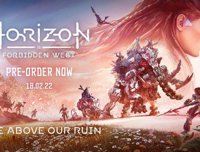 Fotos de El juego Horizon Forbidden West tendrá varias ediciones de colección