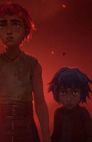 Foto de Netflix: Se dan a conocer los pósters de Arcane el anime de League of Legends
