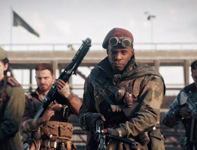Fotos de Estupendo tráiler del Multiplayer de Call of Duty: Vanguard