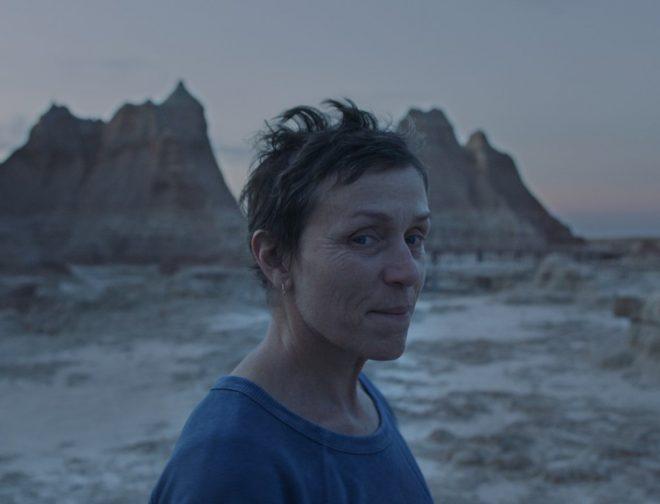 """Fotos de """"Nomadland"""" la multipremiada película, ya puede ser vista en todos los cines del país"""
