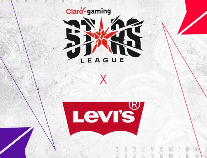 Fotos de La marca de ropa Levis es nuevo sponsor de la Claro Gaming Stars League