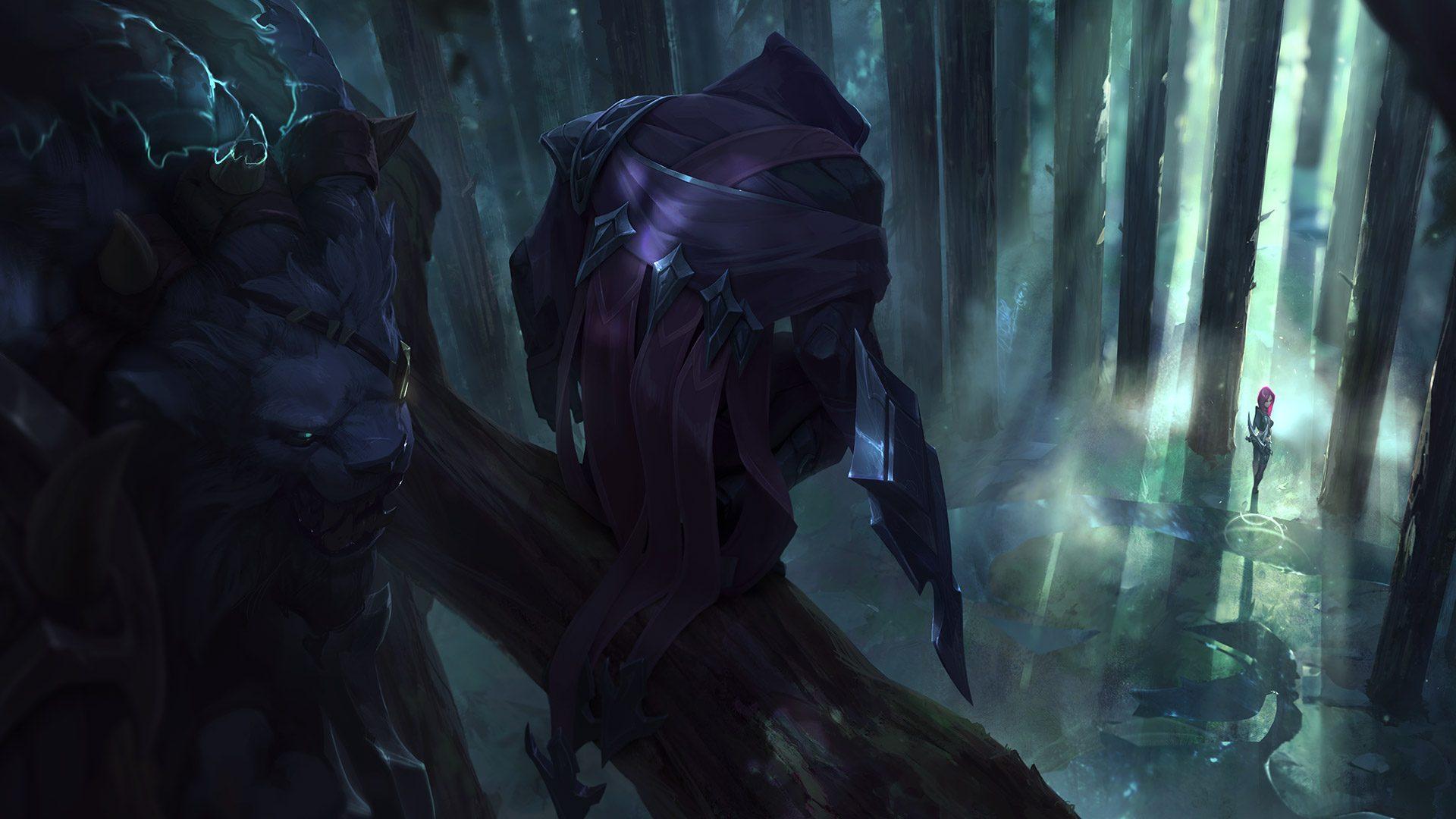 Foto de Segunda ronda de cambios previos a Worlds en la versión 11.19 de League of Legends