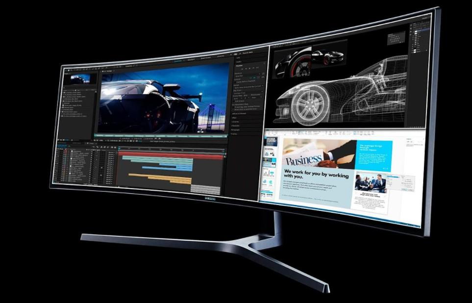 Foto de Cómo dividir la pantalla de tu monitor Samsung para realizar más de una tarea