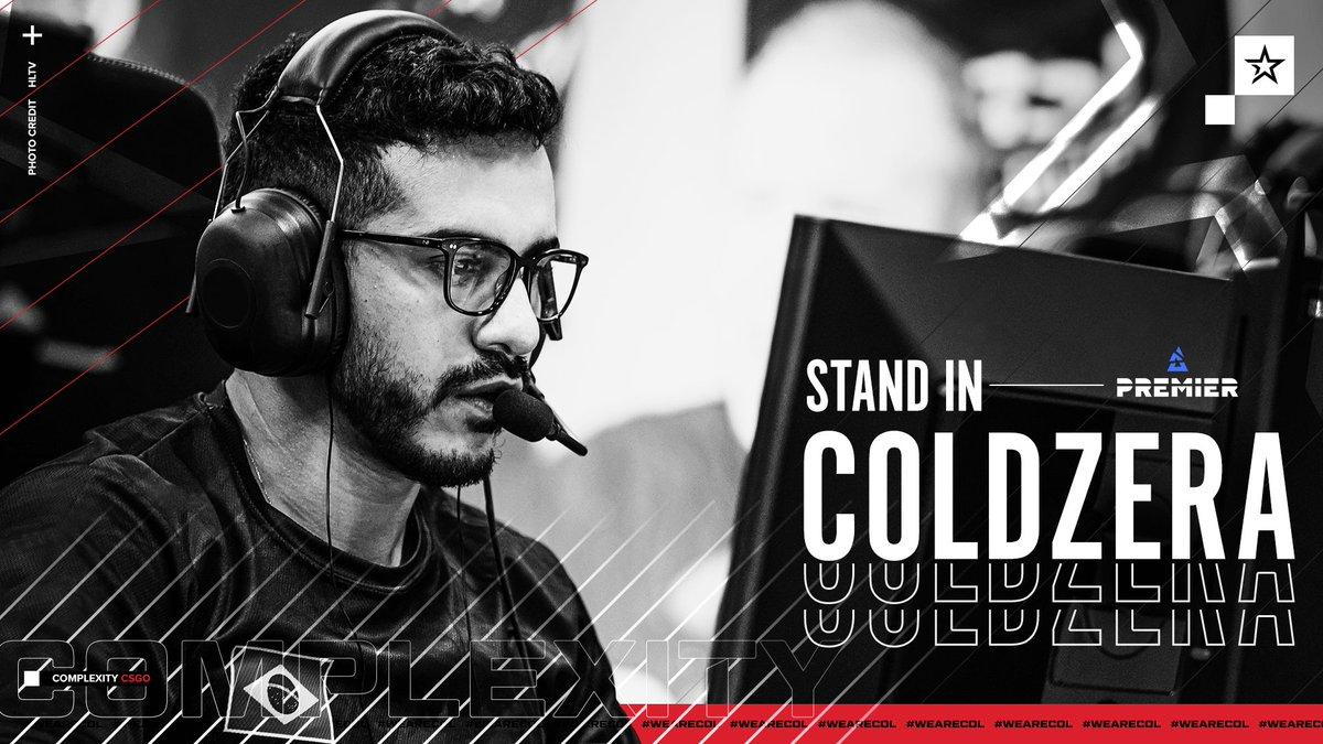 Foto de CSGO: El jugador brasileño Coldzerá ahora jugará en Complexity Gaming