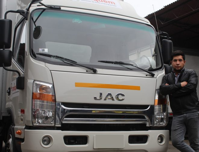 """Fotos de """"Día del Camionero"""": JAC Camiones rinde homenaje a todos los camioneros del Perú"""