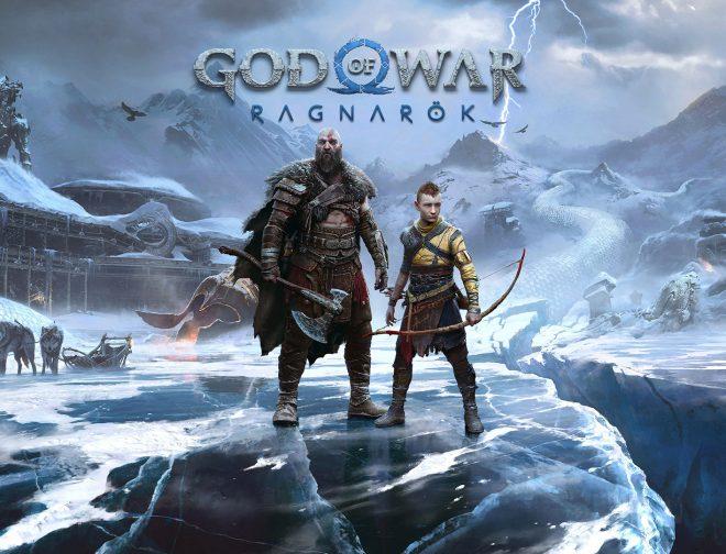 Fotos de Sony anuncia God of War: Ragnarok para PS5