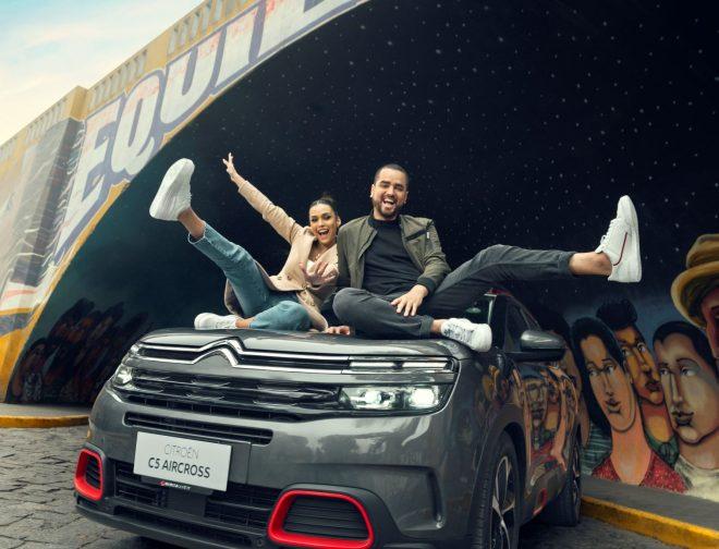Fotos de Janick Maceta: conoce su gran historia en el episodio de estreno de los CË Talks de Citroën