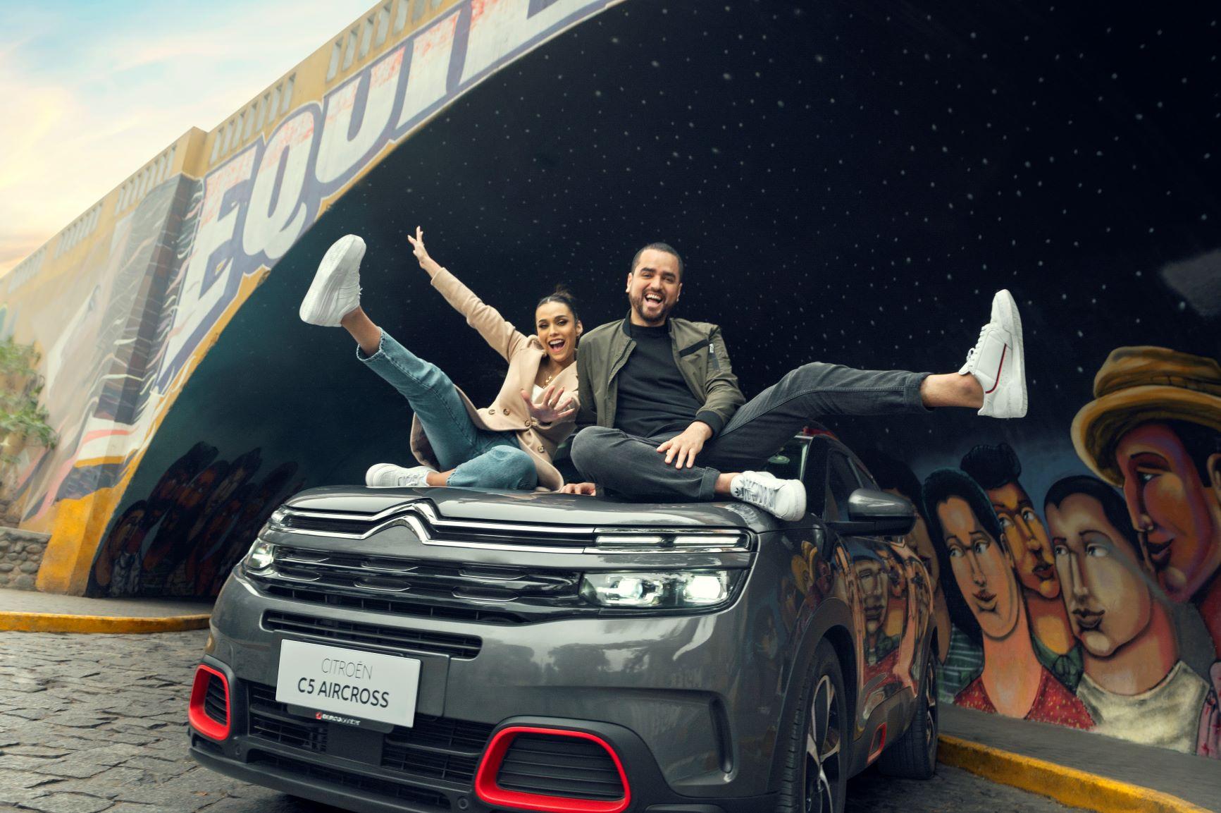 Foto de Janick Maceta: conoce su gran historia en el episodio de estreno de los CË Talks de Citroën