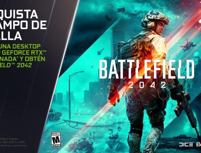 Fotos de ¡Obtén Battlefield 2042 con la compra de una desktop o laptop GeForce RTX Serie 30!!