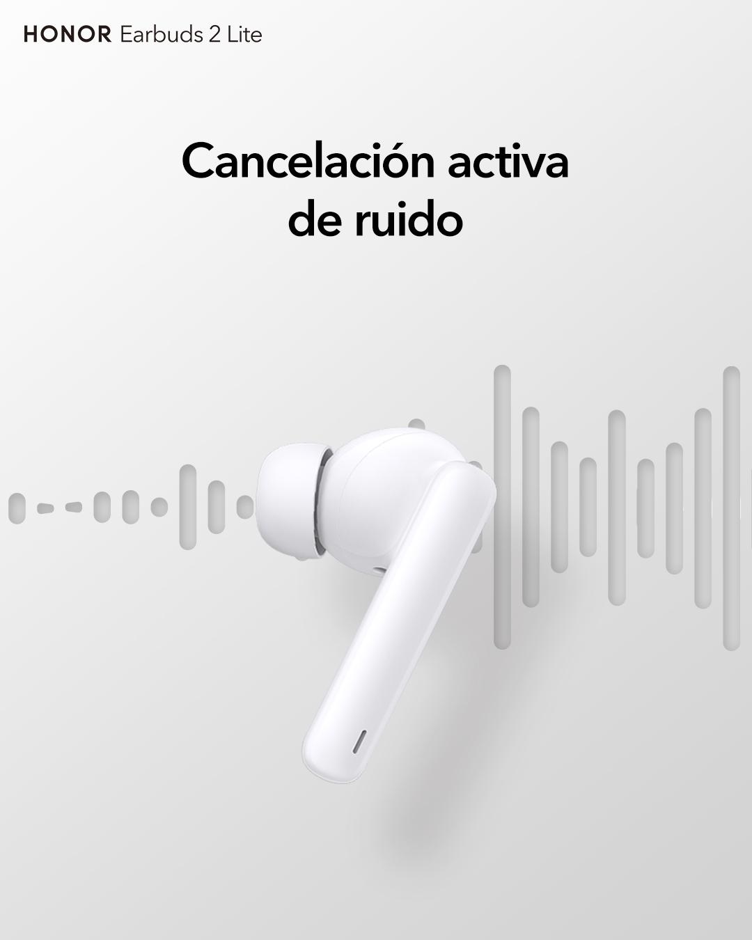 Foto de Lleva tus llamadas a otro nivel con los HONOR Earbuds 2 Lite