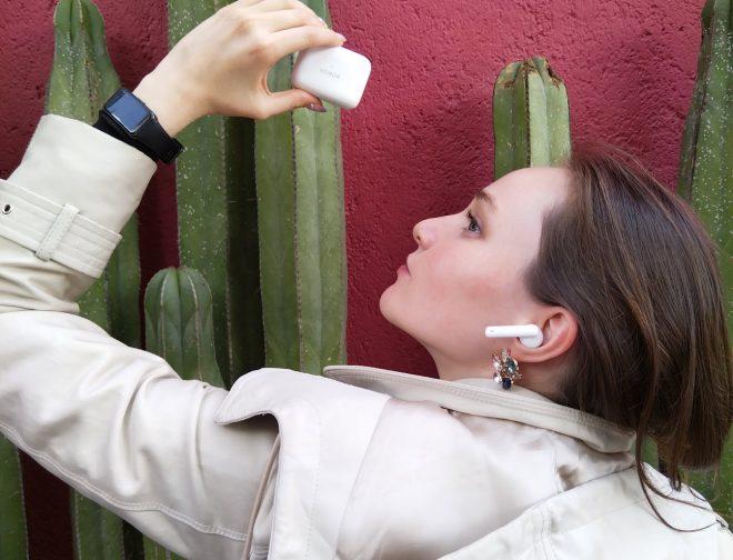 Fotos de ¿Qué es la Cancelación Activa de Ruido que encuentras en los HONOR Earbuds 2 Lite?